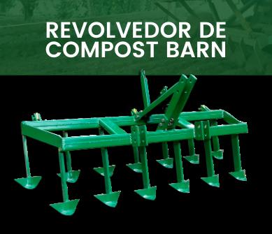 revolvedor de compost barn