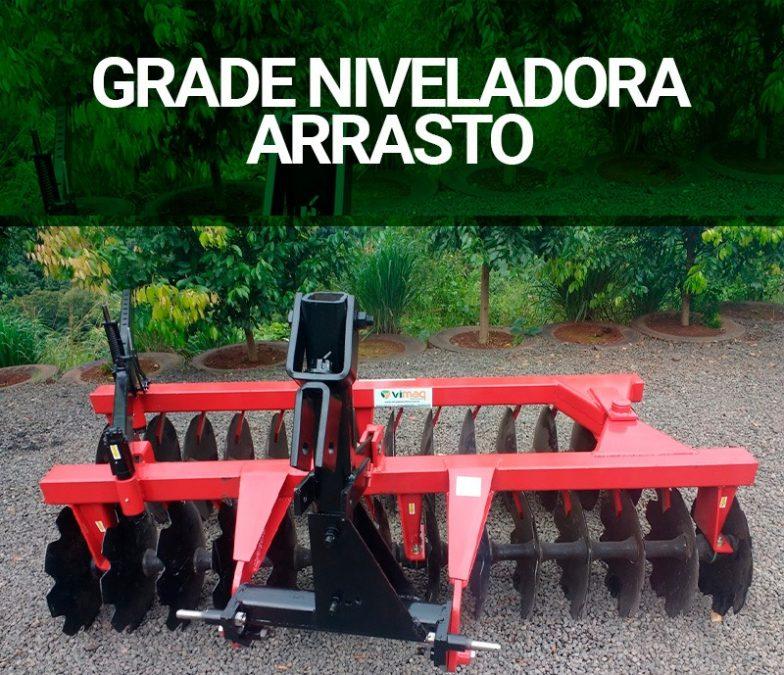 GRADE NIVELADORA ARRASTO